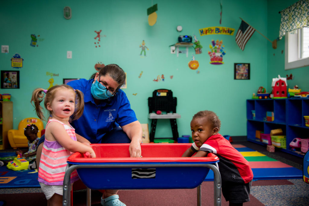 A Competitive Salary, So You Know You're Valued - Preschool & Childcare Center Serving Buffalo, NY