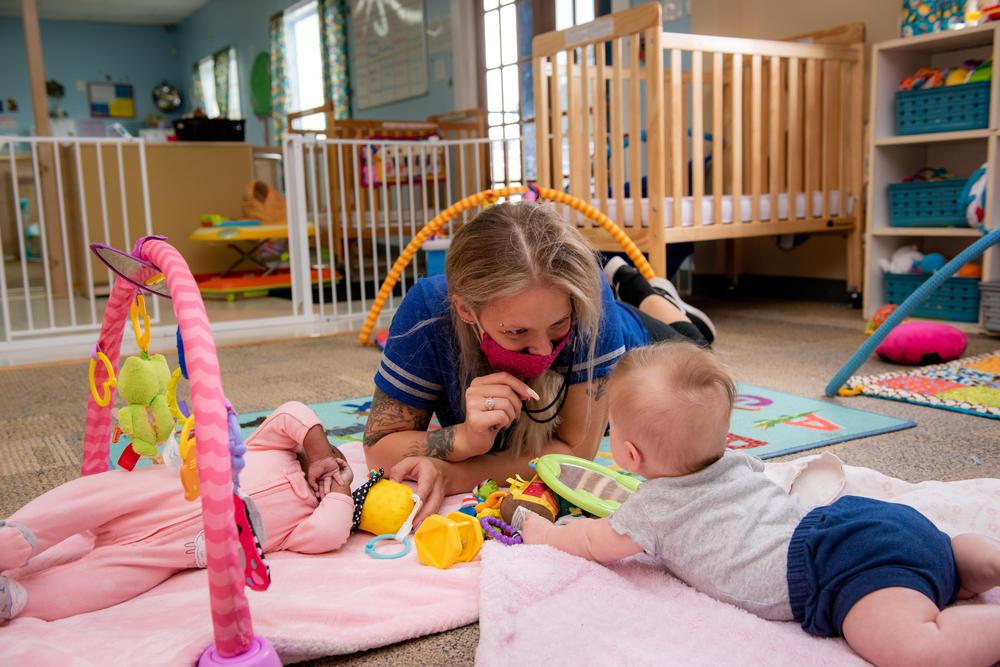 A Family Feel Makes Children Feel Valued - Infants Preschool & Childcare Center Serving Buffalo, NY