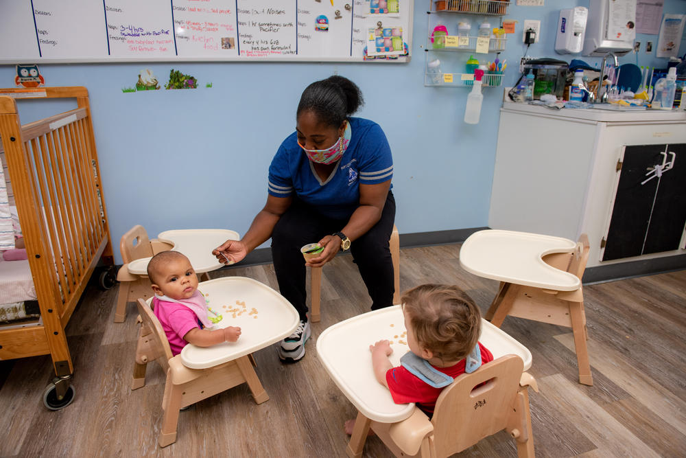 Adjustable Feeding Schedules Based On Your Babys Needs - Infants Preschool & Childcare Center Serving Buffalo, NY