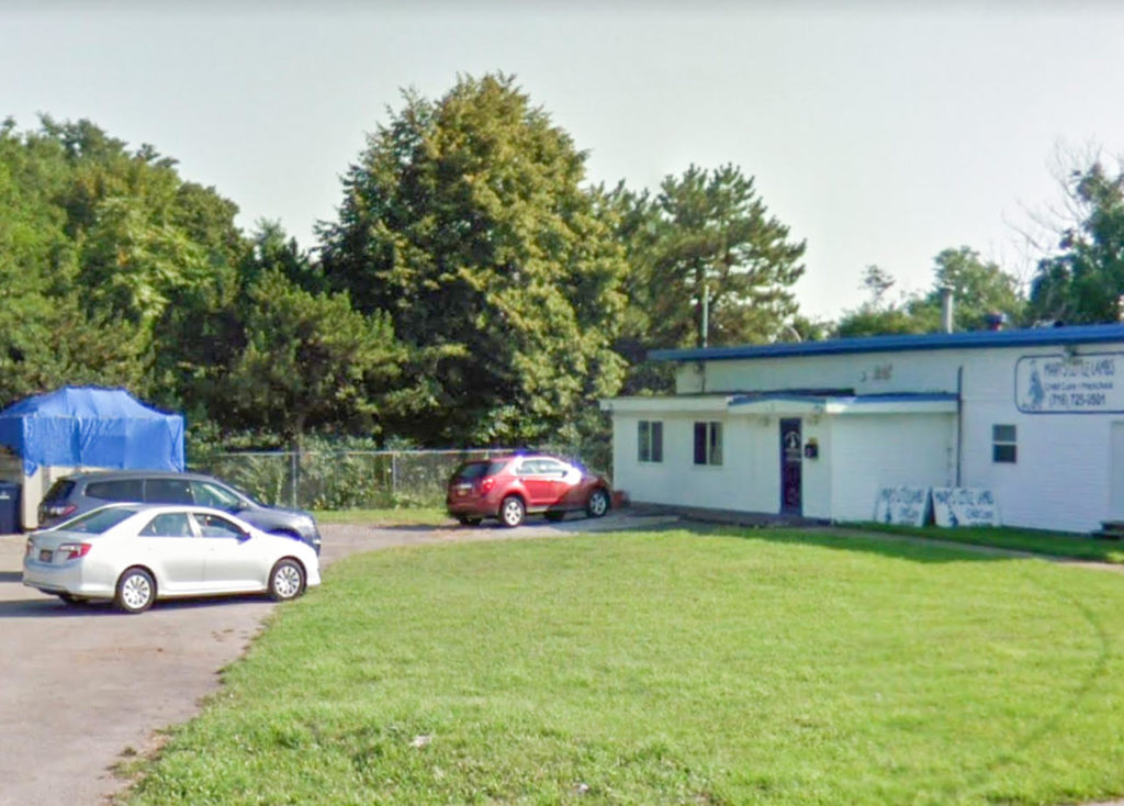Ample Parking And Set Back For Smooth Transitions - Preschool & Childcare Center Serving Buffalo, NY
