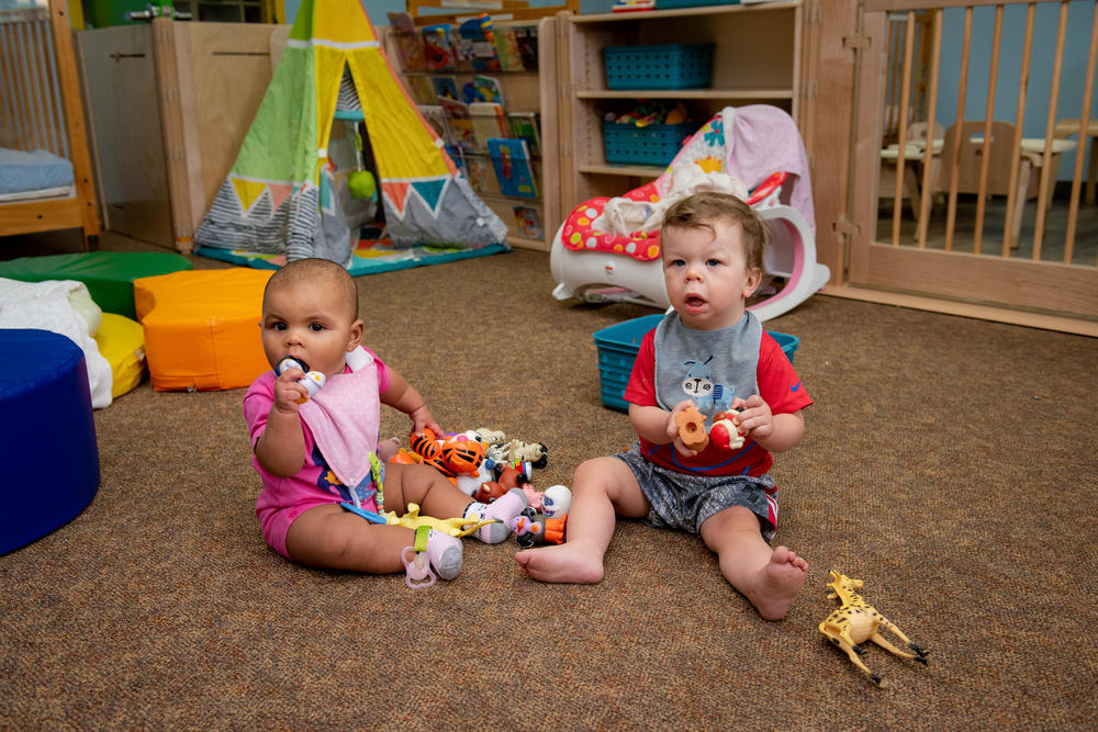 Building A Strong Learning Foundation From Day One - Infants Preschool & Childcare Center Serving Buffalo, NY