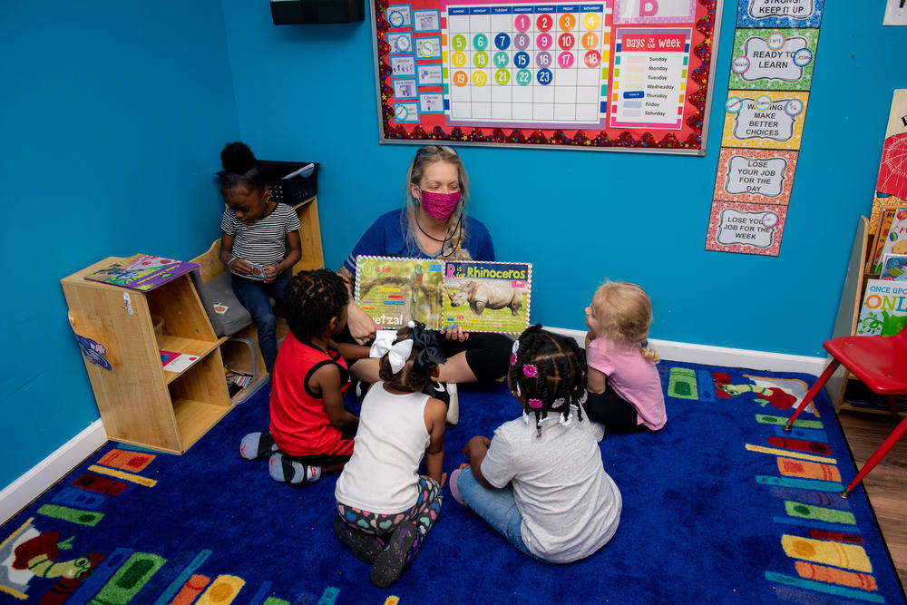 High-Quality Early Learning Jumpstarts School Success - Toddlers Preschool & Childcare Center Serving Buffalo, NY