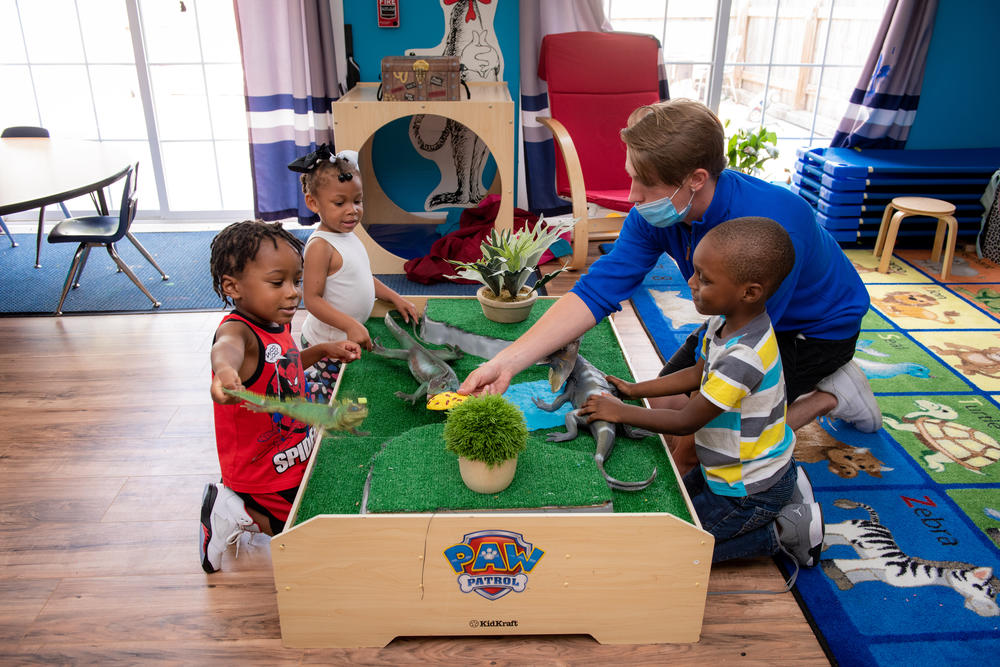 Play Is How Knowledge Is Pursued - Preschool & Childcare Center Serving Buffalo, NY
