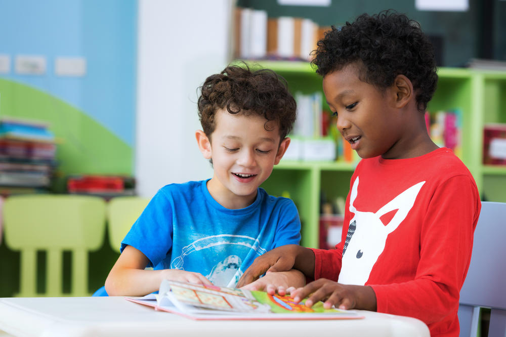 Reading Is Emphasized To Keep Minds Sharp - Before and Afterschool Preschool & Childcare Center Serving Buffalo, NY